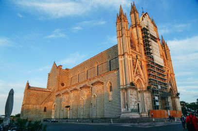 Orvieto - The Most Dramatic City In Europe (22)