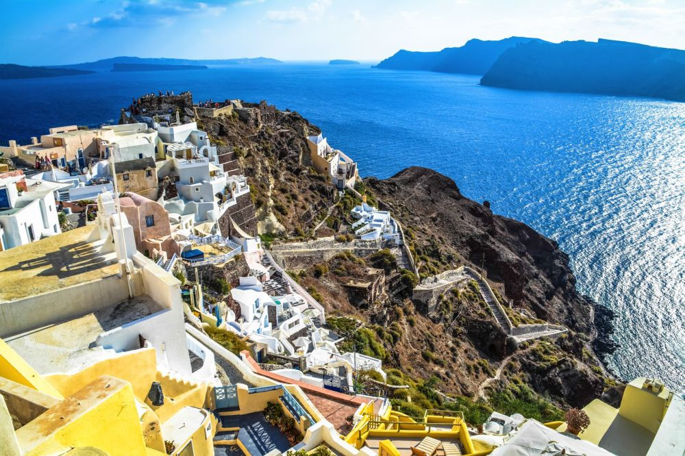 A Journey To The Real Atlantis - Santorini In Greece (13)