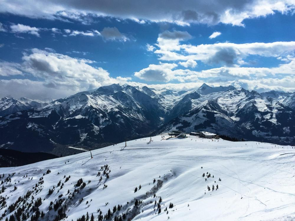 Learn To Ski In Zell Am See, Austria (9)