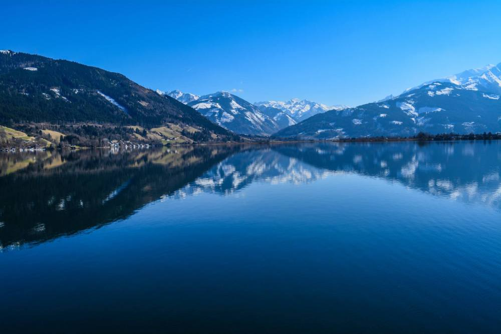Learn To Ski In Zell Am See, Austria (2)