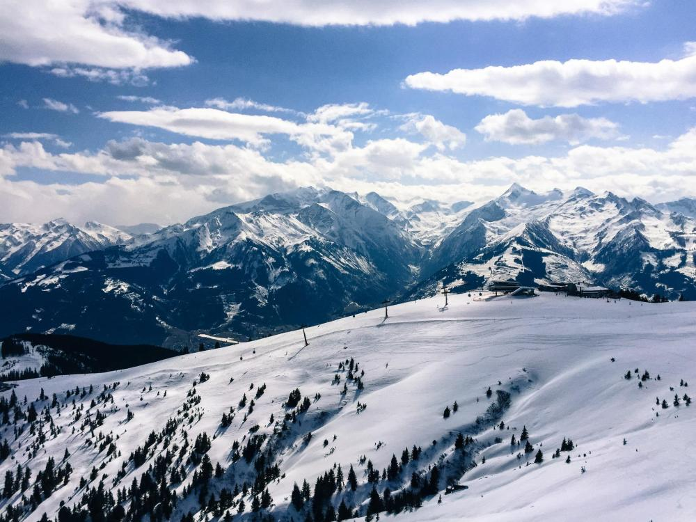 Learn To Ski In Zell Am See, Austria (7)