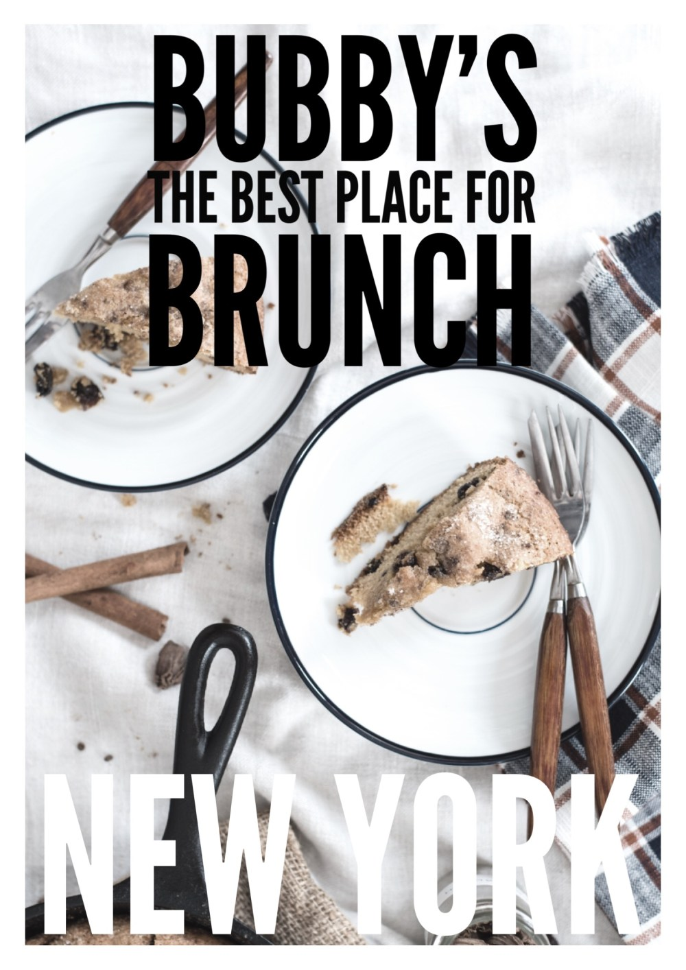 My Top Recommendation For Brunch In New York