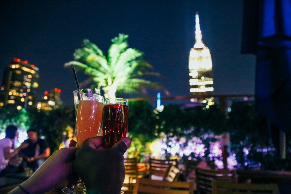 My Recommendation For Drinks With A View In New York (4)