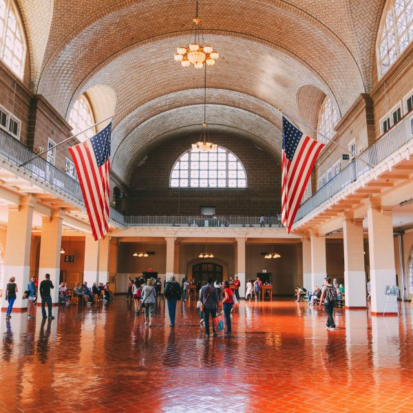 Exploring Ellis Island In New York City (5)