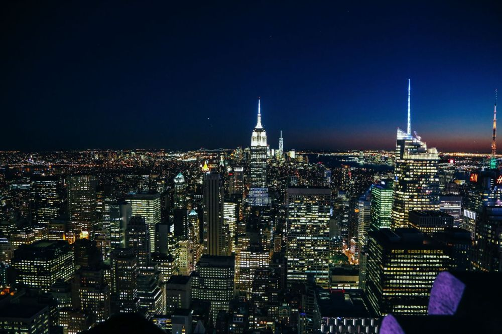 Top Of The Rock In New York City! (28)