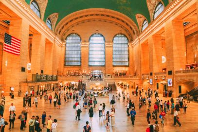 Grand Central Station, New York City - A Photo Diary (12)