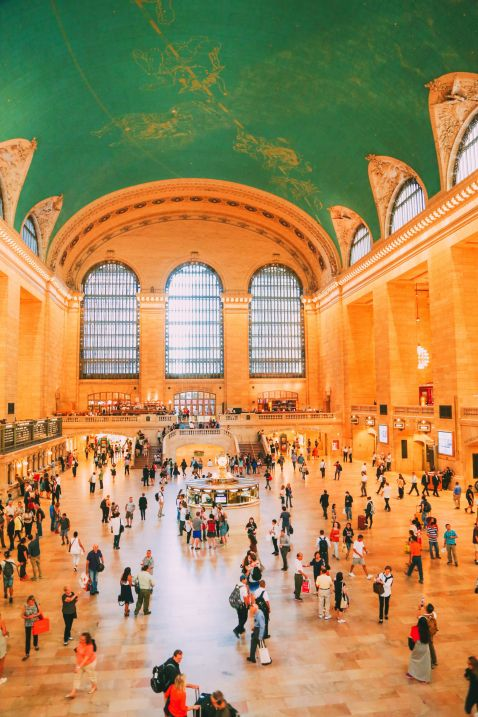 Grand Central Station, New York City - A Photo Diary (14)