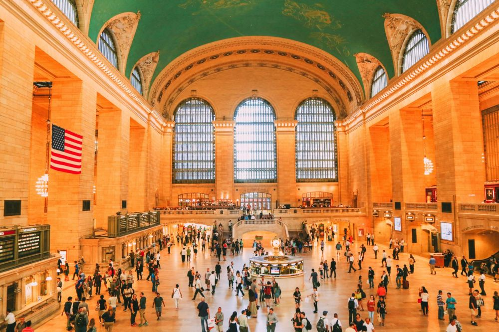 Grand Central Station, New York City - A Photo Diary (15)