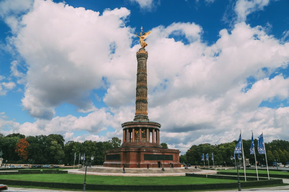 Sightseeing In Berlin, Germany - Part 1 (4)