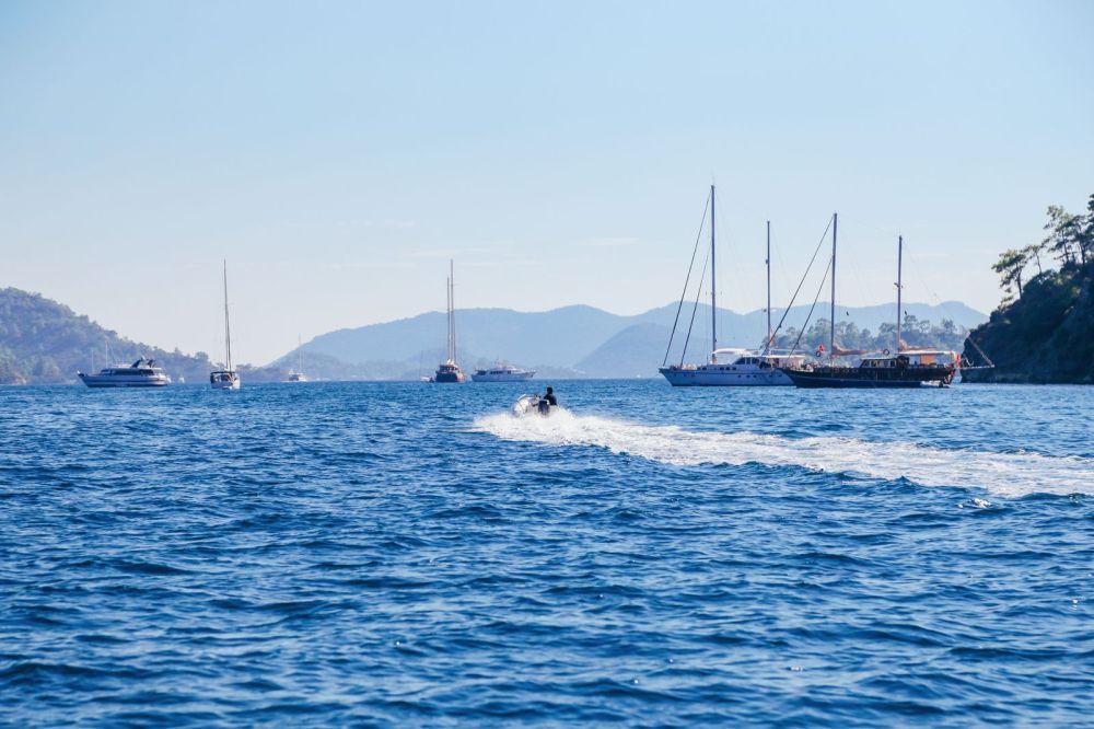 Arrival In Dalaman, Turkey... And A Secret Beach! (21)