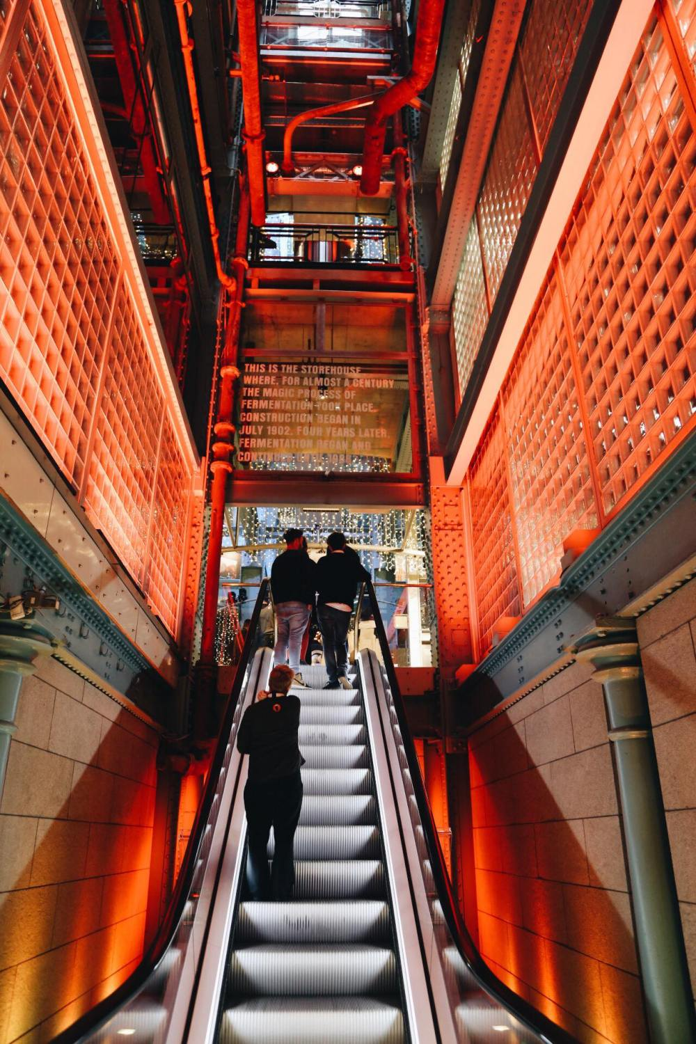 We're in Dublin, Ireland - Guinness Storehouse - Teeling Whiskey (1)
