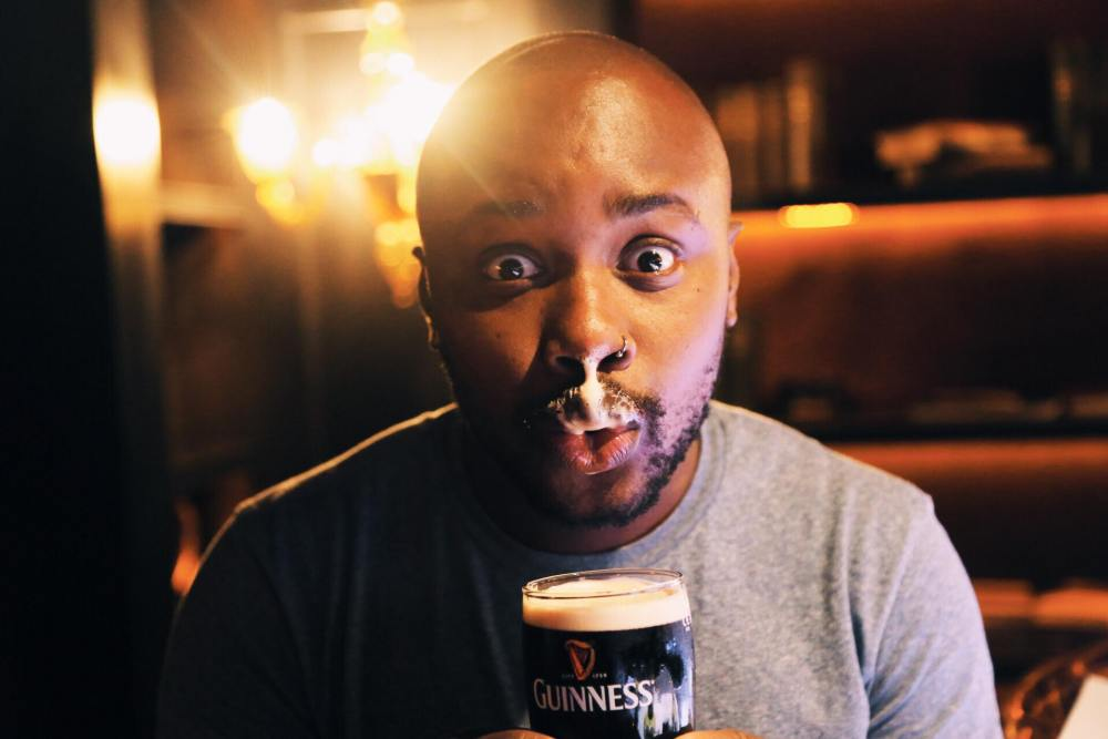 We're in Dublin, Ireland - Guinness Storehouse - Teeling Whiskey (9)
