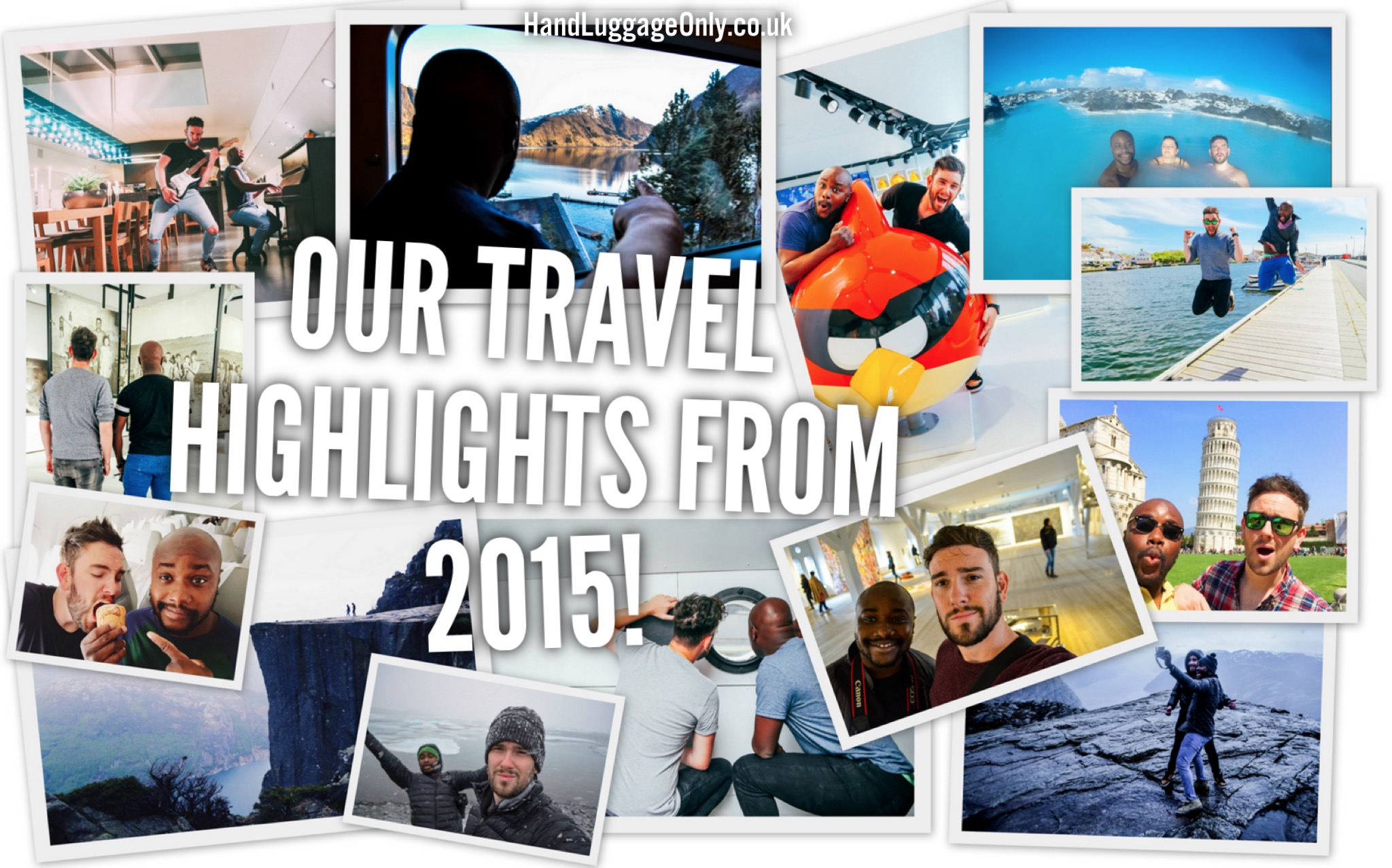 Our 35 Travel Highlights From 2015