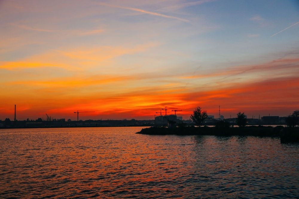 This Is Where To Go For The Best Sunsets In Amsterdam! (7)