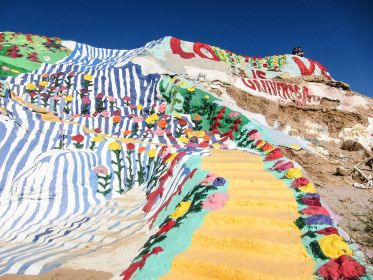 Have You Ever Heard Of Salvation Mountain in California? (4)