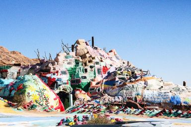 Have You Ever Heard Of Salvation Mountain in California? (9)