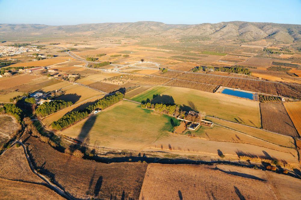 Hot Air Balloon Sunrise... In Sierra De Mariola, Valencia (36)