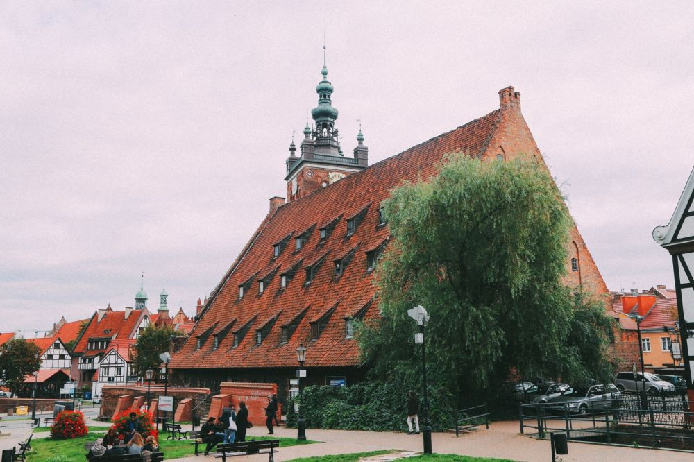 The Beautiful Old Town Of Gdansk In Poland | PART 1 (12)