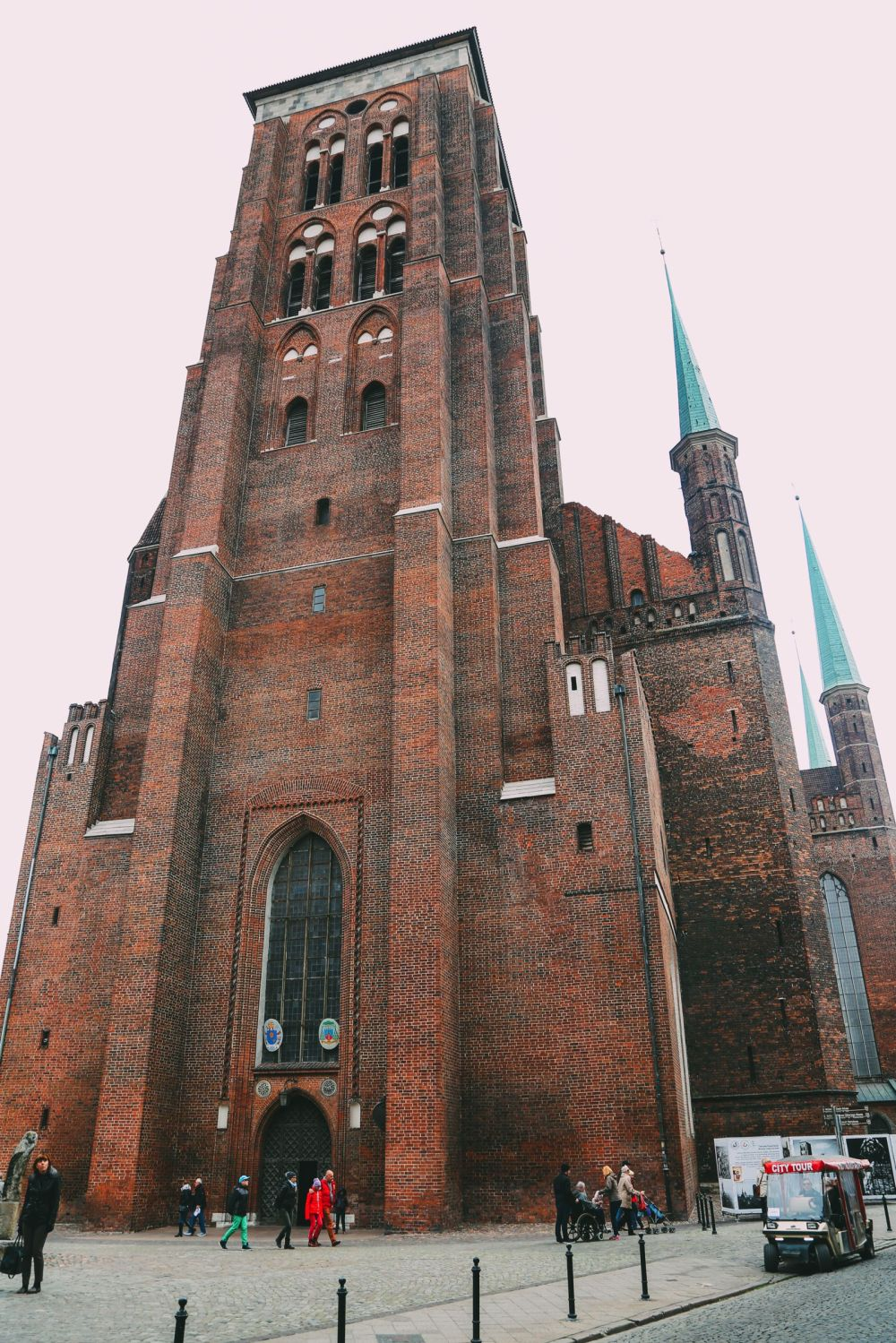 The Beautiful Old Town Of Gdansk In Poland | PART 1 (40)