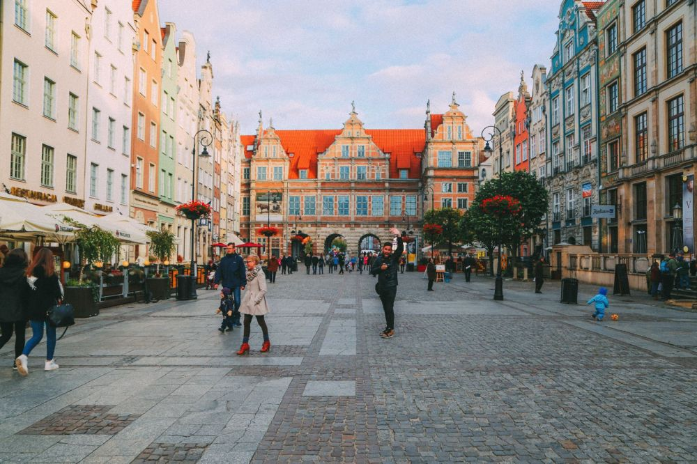 The Beautiful Old Town Of Gdansk In Poland | PART 2 (25)