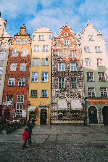 The Beautiful Old Town Of Gdansk In Poland   PART 2 (27)