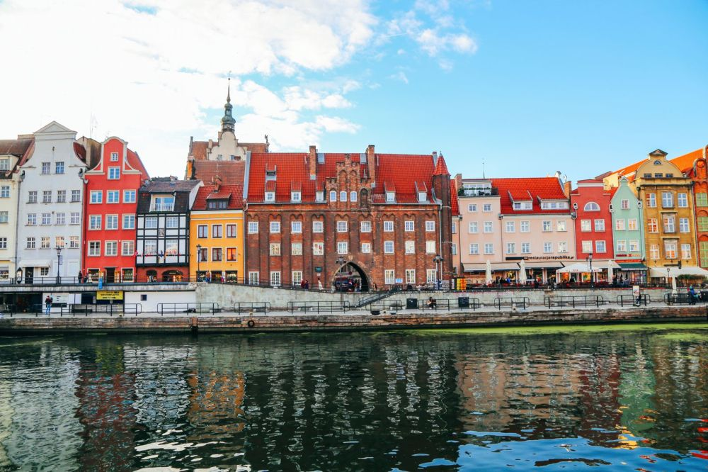 The Beautiful Old Town Of Gdansk In Poland | PART 2 (30)