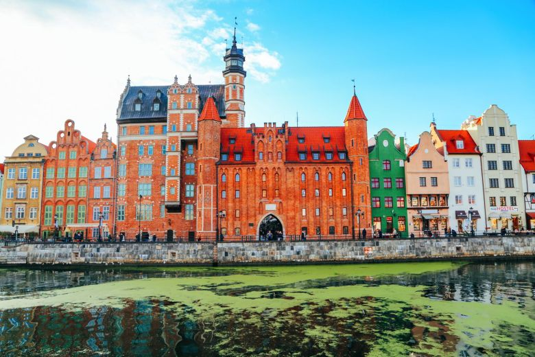 The Beautiful Old Town Of Gdansk In Poland | PART 2 (32)
