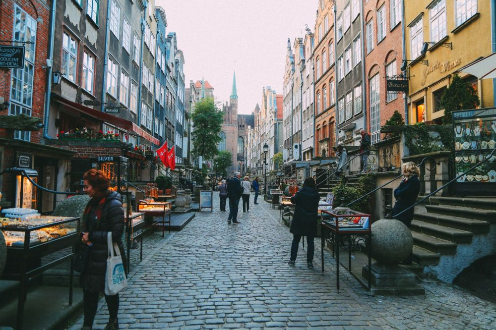 The Beautiful Old Town Of Gdansk In Poland | PART 2 (42)