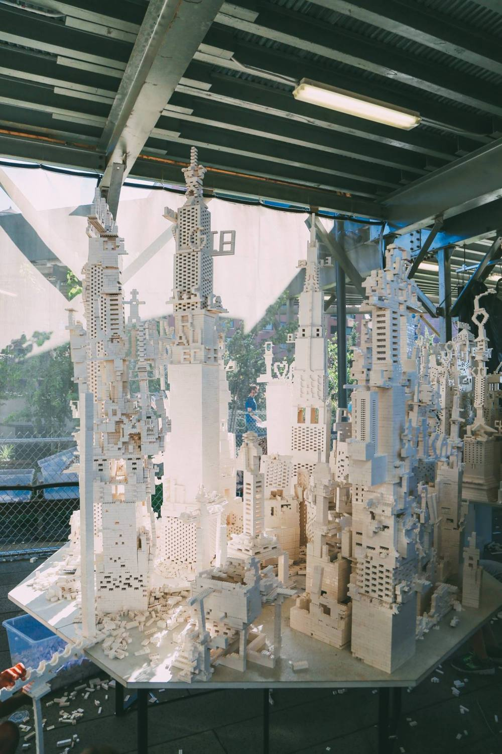 New York Diary: The High Line, Lego House And New York Fashion Week (9)