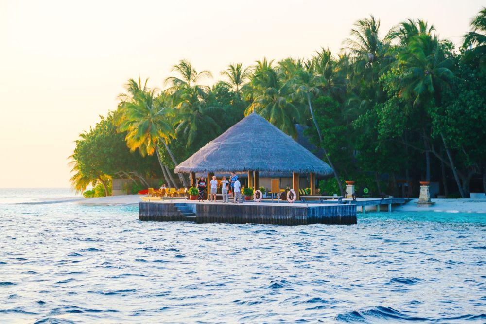 The Angsana Ihuru, Maldives (1)