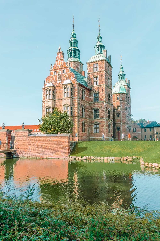 Замок Русенборг. Замки Дании.