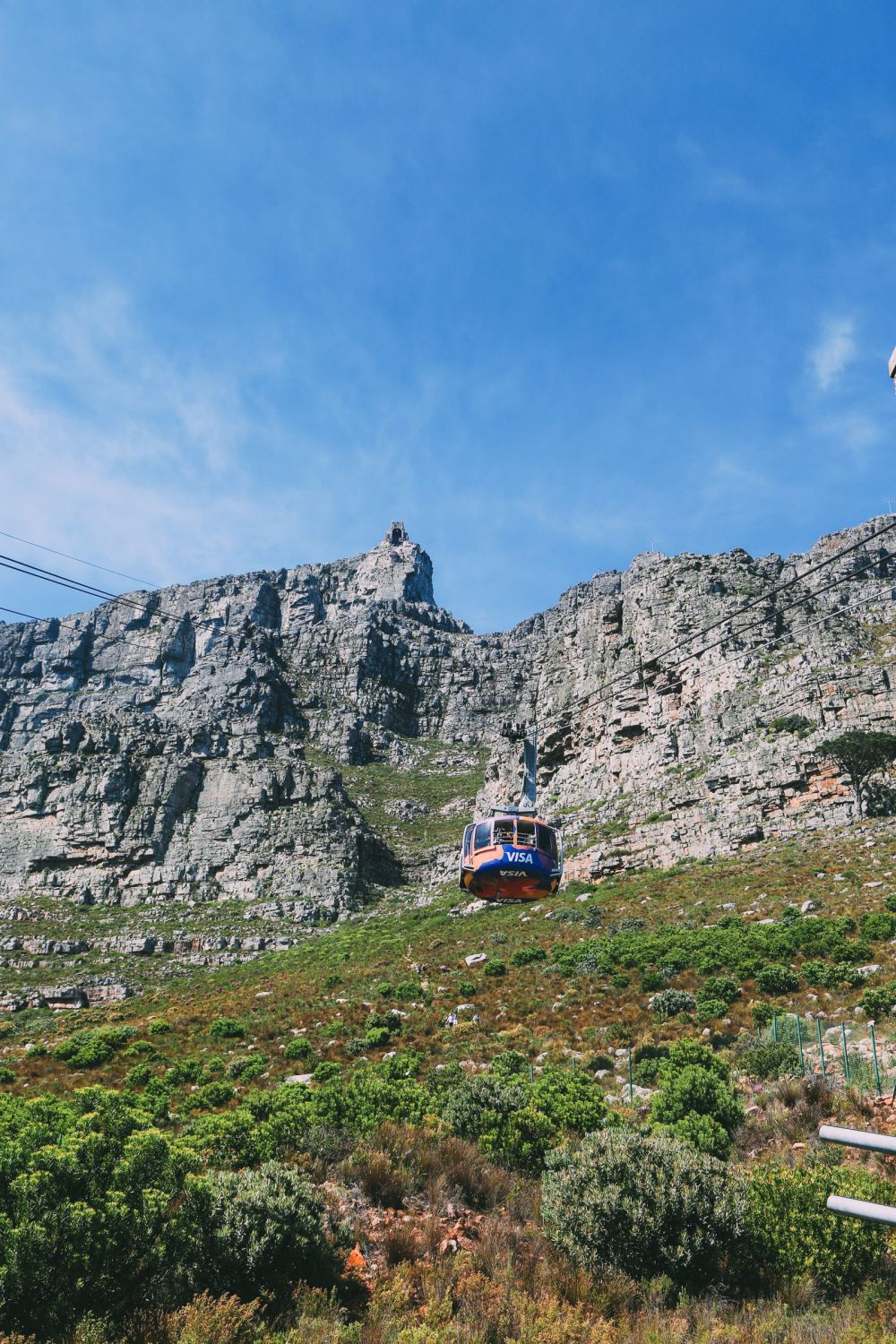Journey Up Table Mountain In Cape Town, South Africa (11)