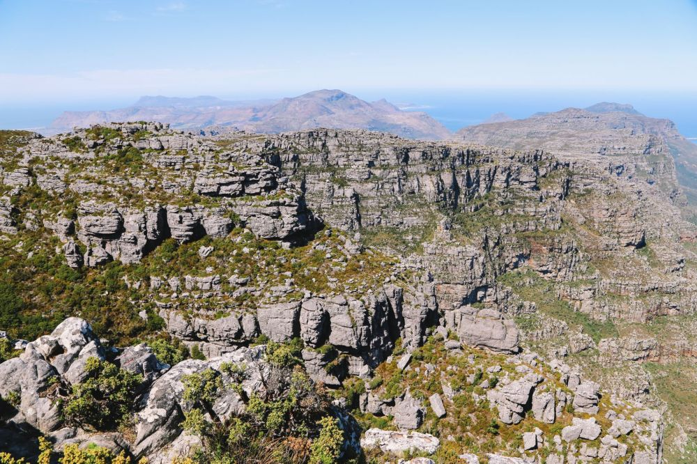 Journey Up Table Mountain In Cape Town, South Africa (25)