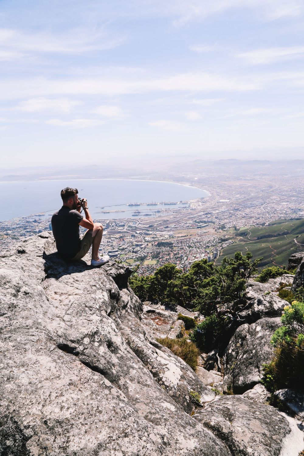 Journey Up Table Mountain In Cape Town, South Africa (33)