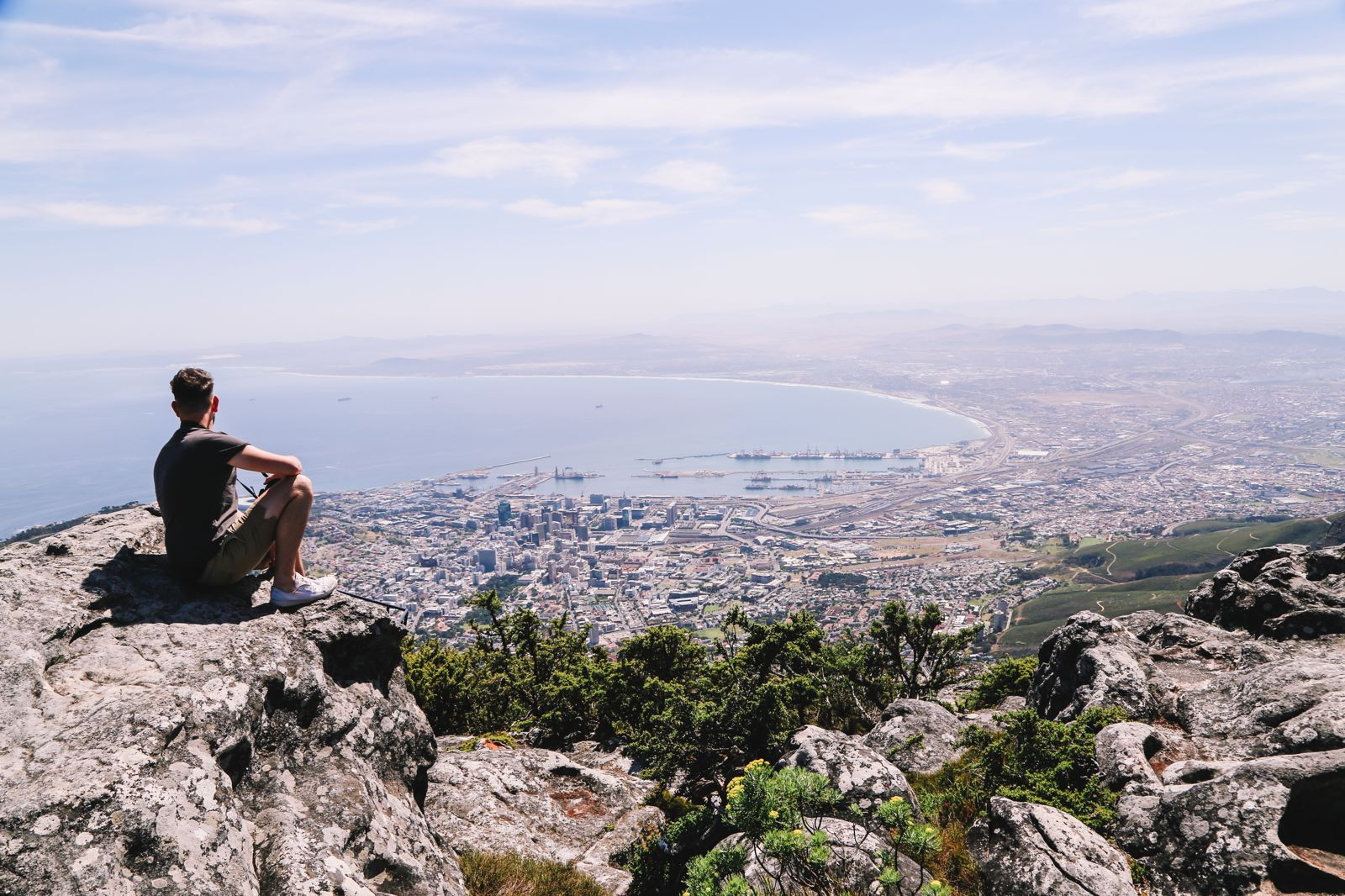Journey Up Table Mountain In Cape Town, South Africa (34)