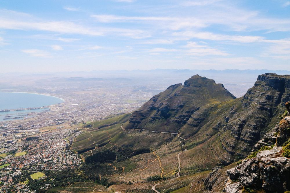 Journey Up Table Mountain In Cape Town, South Africa (37)