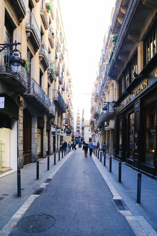 Arrival In Barcelona, Spain (26)