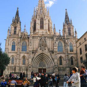 Arrival In Barcelona, Spain (46)