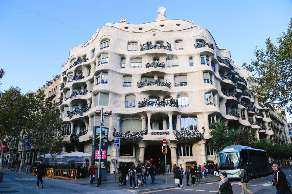 Arrival In Barcelona, Spain (50)