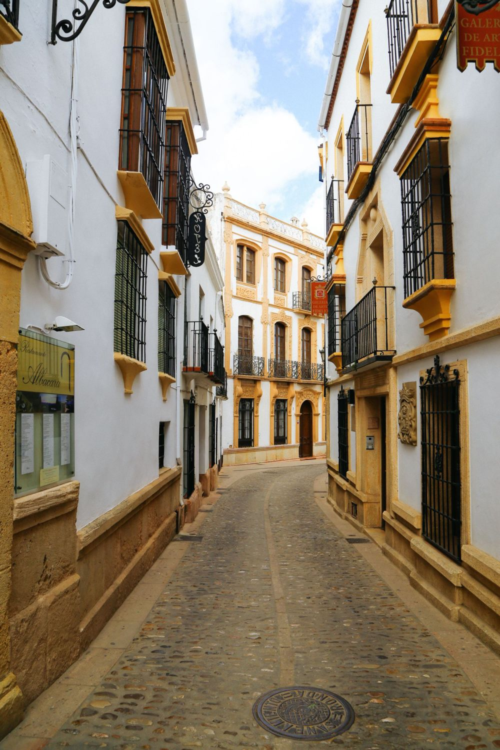 Postcards From Spain - Malaga, Ronda And The Alhambra (9)