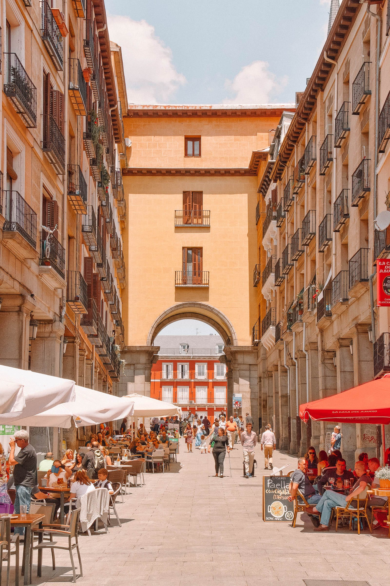 10 Best Things To Do In Madrid Spain Hand Luggage Only Travel Food Photography Blog