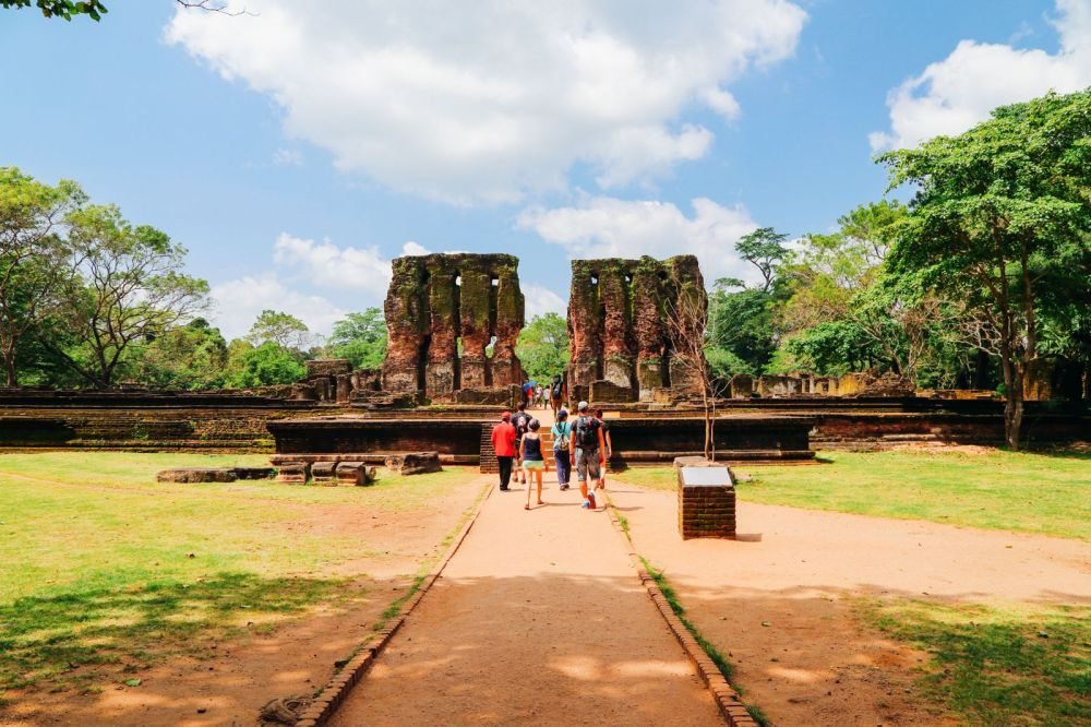 The Ancient City Of Polonnaruwa In Sri Lanka // Part 1 Of 2 (13)
