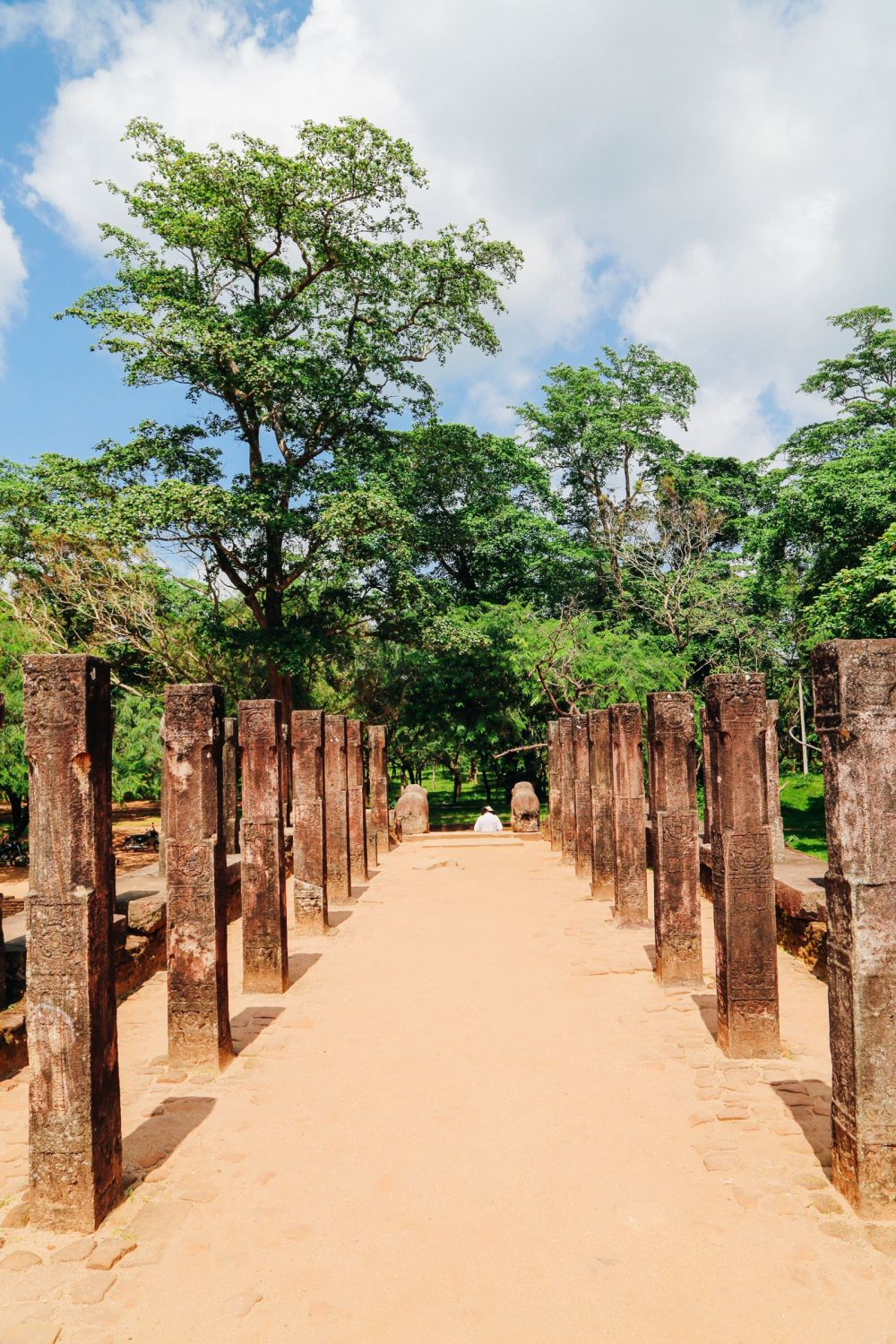 The Ancient City Of Polonnaruwa In Sri Lanka // Part 1 Of 2 (37)
