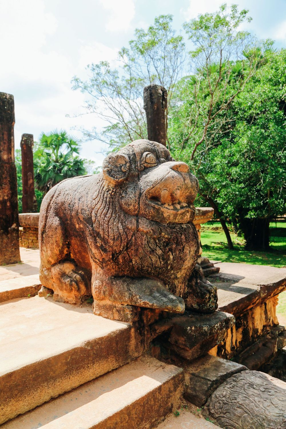 The Ancient City Of Polonnaruwa In Sri Lanka // Part 1 Of 2 (38)