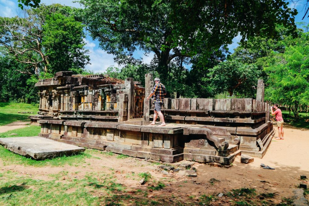 The Ancient City Of Polonnaruwa In Sri Lanka // Part 1 Of 2 (41)