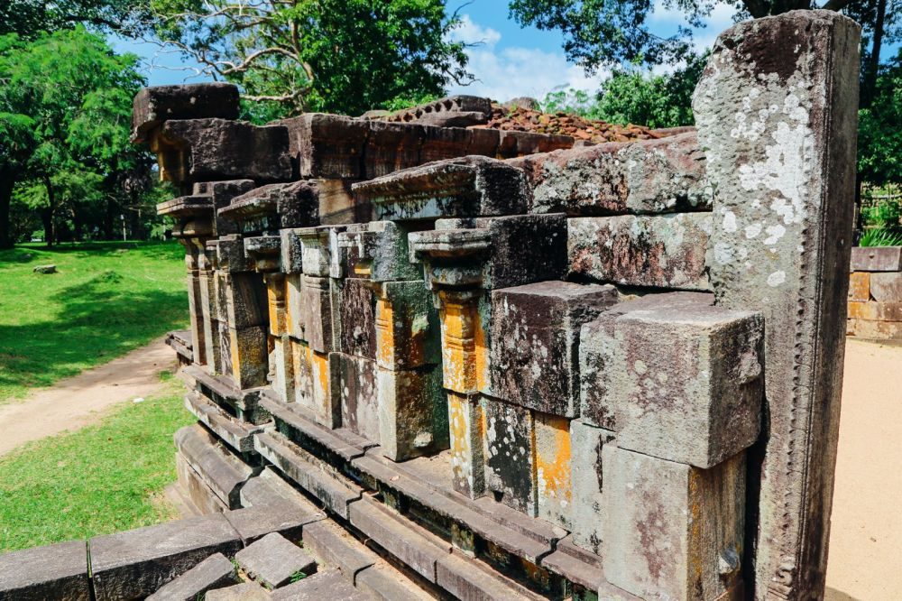 The Ancient City Of Polonnaruwa In Sri Lanka // Part 1 Of 2 (42)
