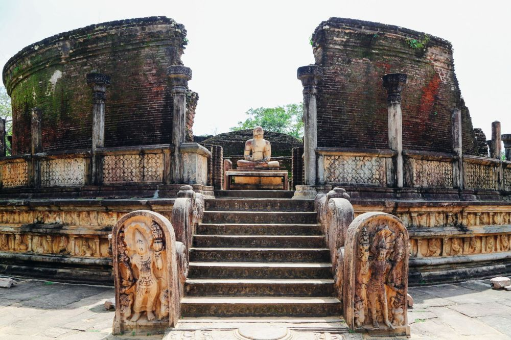 The Ancient City Of Polonnaruwa In Sri Lanka // Part 2 Of 2 (2)