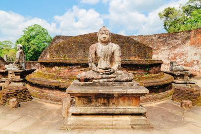 The Ancient City Of Polonnaruwa In Sri Lanka // Part 2 Of 2 (3)
