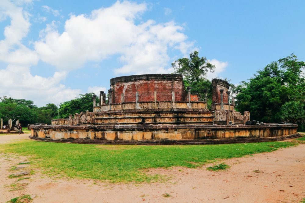 The Ancient City Of Polonnaruwa In Sri Lanka // Part 2 Of 2 (12)