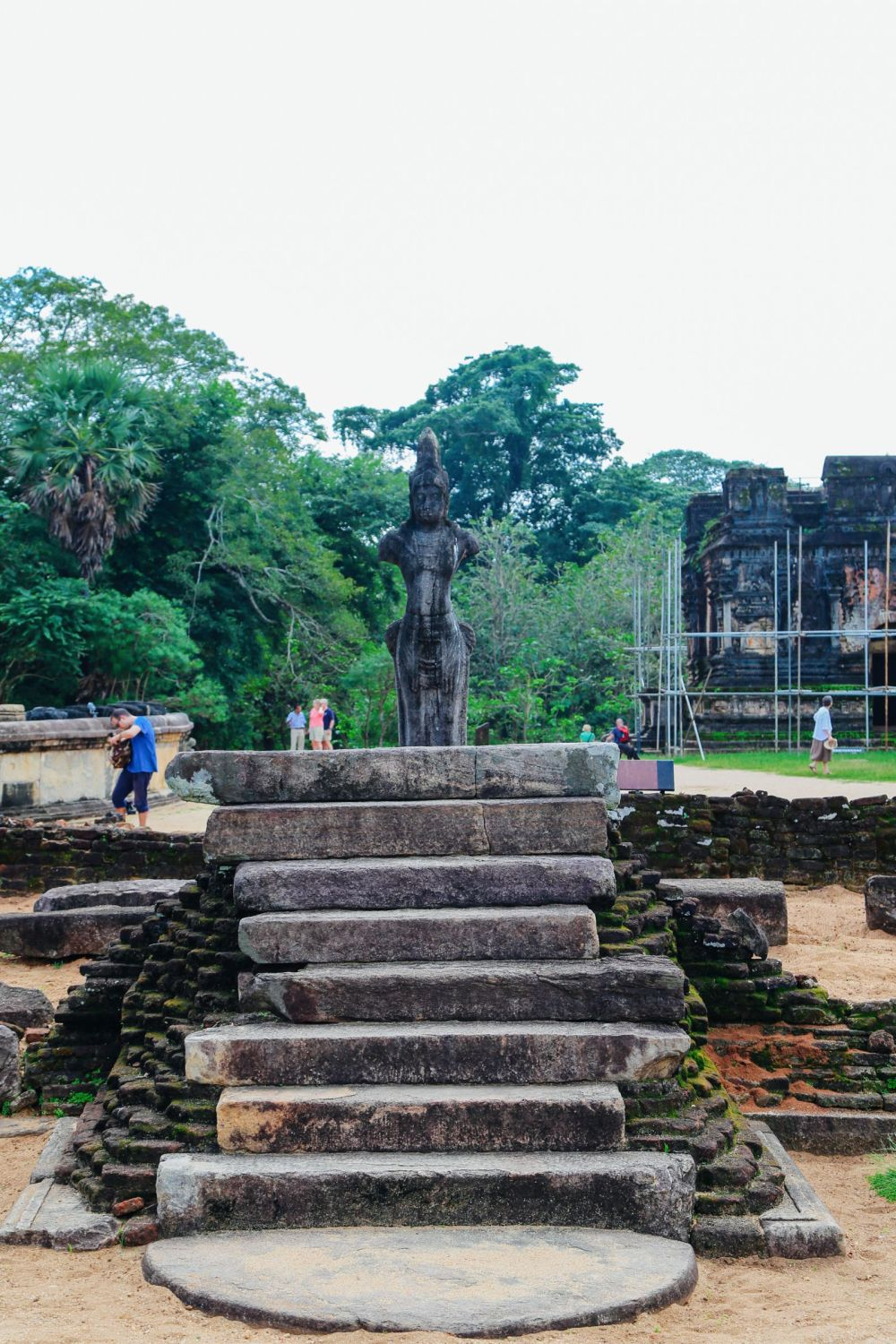 The Ancient City Of Polonnaruwa In Sri Lanka // Part 2 Of 2 (17)